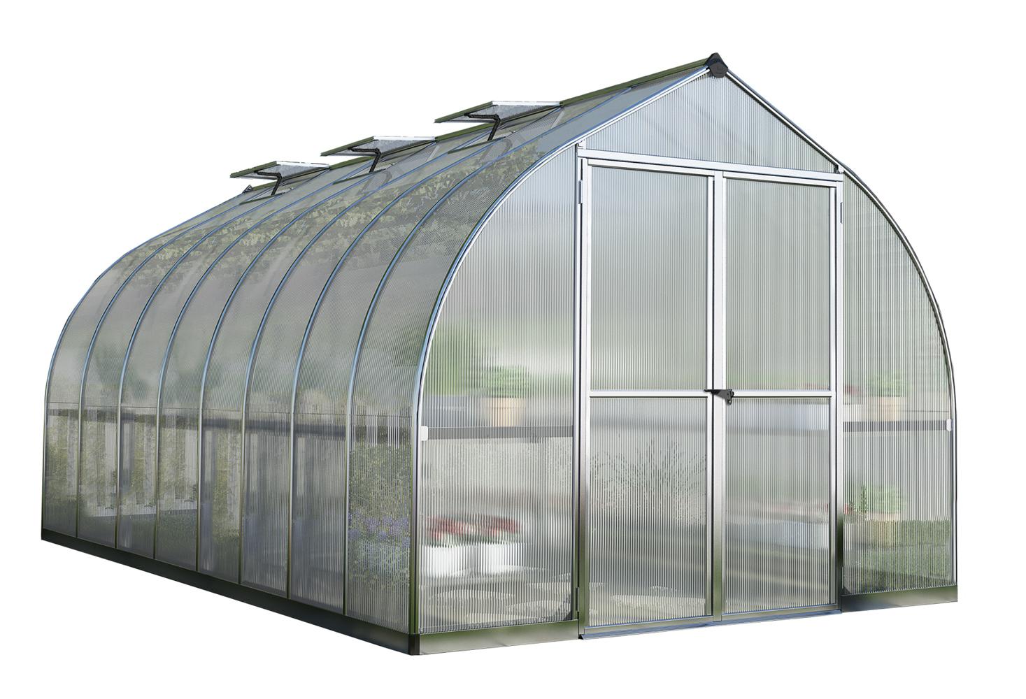 Bella 8' x 16' Greenhouse