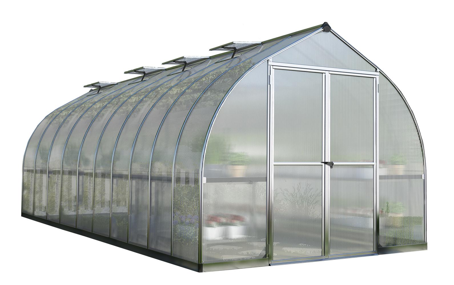 Bella 8' x 20' Greenhouse