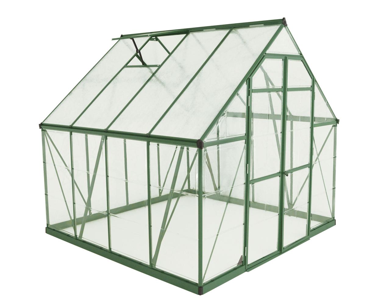 Balance 8' x 8' Greenhouse