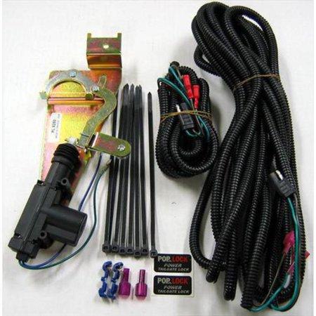 97-16 F150 W/FACTORY LOCK/99-16 F250/F350 POWER TAILGATE LOCK