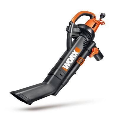 TriVac, 12Amp Blower/Mulcher/Vacuum
