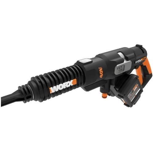 WX 40V HydroShot 2x20V Li ion