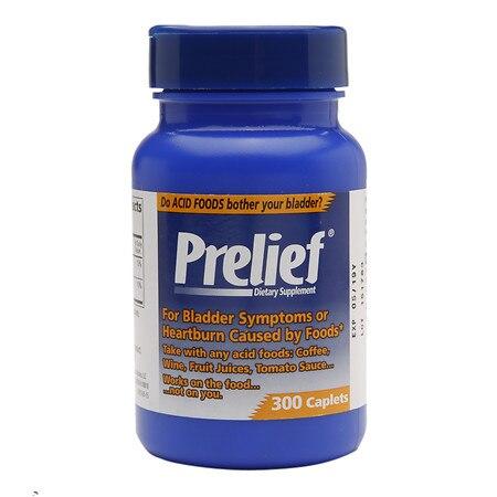 Prelief Dietary Supplement  300 Capsules