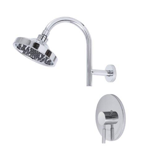 Premier 120091 Essen Single-Handle Shower Faucet, Chrome