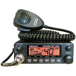 JOHNNY III 12/24V CB RADIO 40 CHANNEL