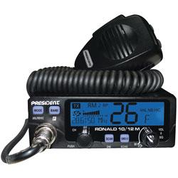 10 METER MOBILE RADIO 7 COLOR DISP