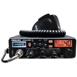 WALKER II FCC CB RADIO