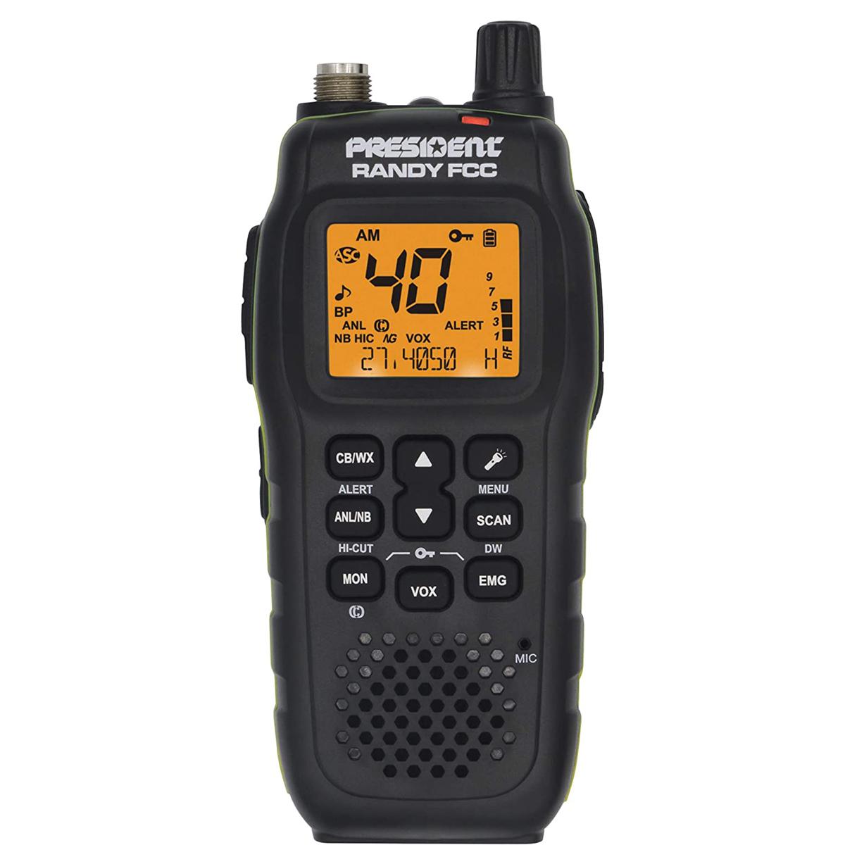 Handheld or Mobile CB Radio