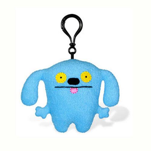 UglyDolls Ket Clip on Keychain
