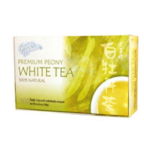 Prince of Peace Natural Premium Peony White Tea (1x100 Tea Bags)