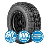 Pro Comp Tires 35x12.50R20LT AT SPORT LOAD RANGE E 43512520