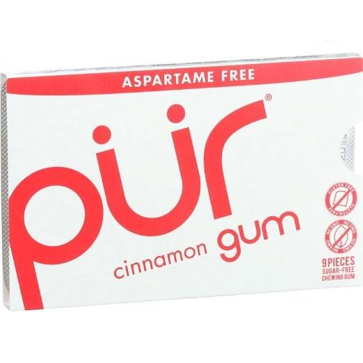 Pur Gum Pur Gum Cinnamon 9 Pc (12X126 Gram)