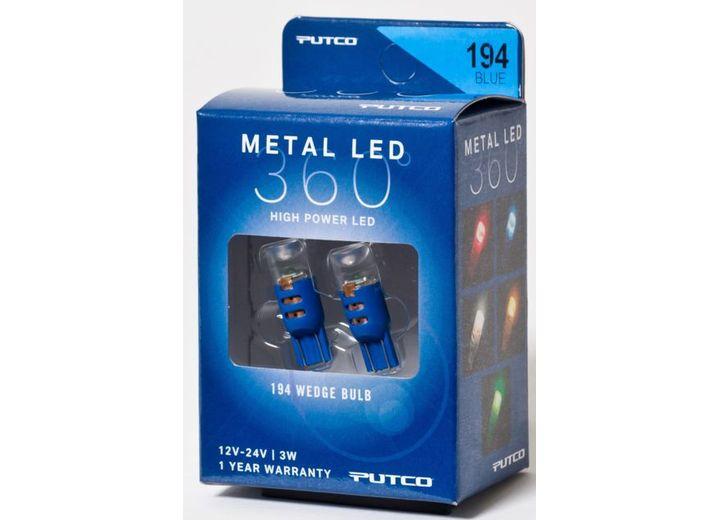 7443 - RED PLASMA LED METAL LED 360