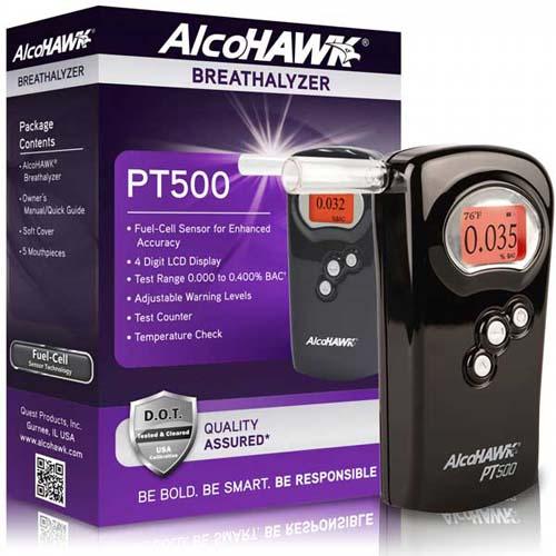 AlcoHAWK PT500