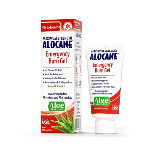 Alocane Burn Gel 2.5oz