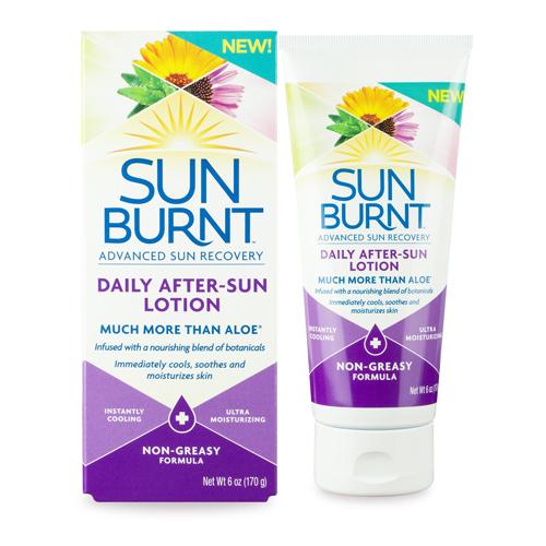 SunBurnt Sunburnt After Sun Lotion 6oz