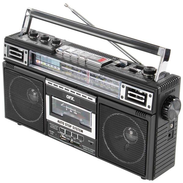 RADIO/CASSETTE RADIO