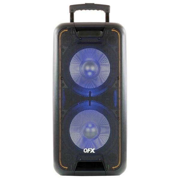 QFX PBX-100 Bluetooth Portable Party Sound System