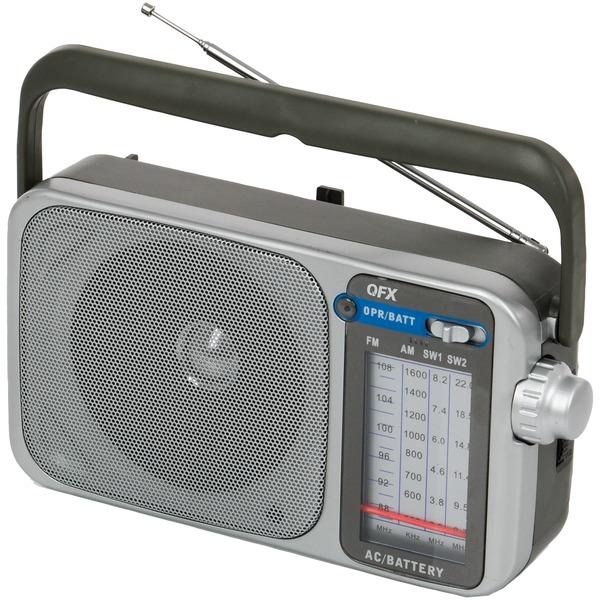 AM/FM/SW1-2 4BND RDIO