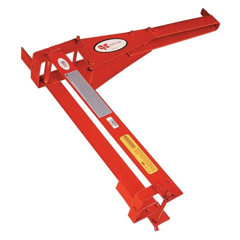 Qualcraft 2204 Workbench/Guardrail Holder