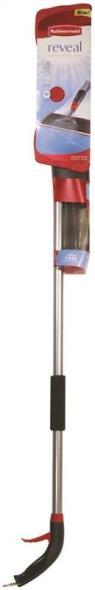 Rubbermaid FG2856049 Reveal Spray Mop, Microfiber