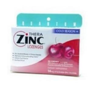 Quantum Health Cold Season Plus Zinc Cherry (1x24 LOz)