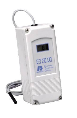 ELECTRONIC TEMPERATURE CONTROL
