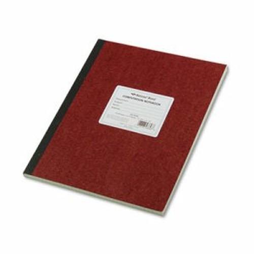 Computation Book, Quadrille Rule, 11 3/4 x 9 1/4, Green, 75 Sheets