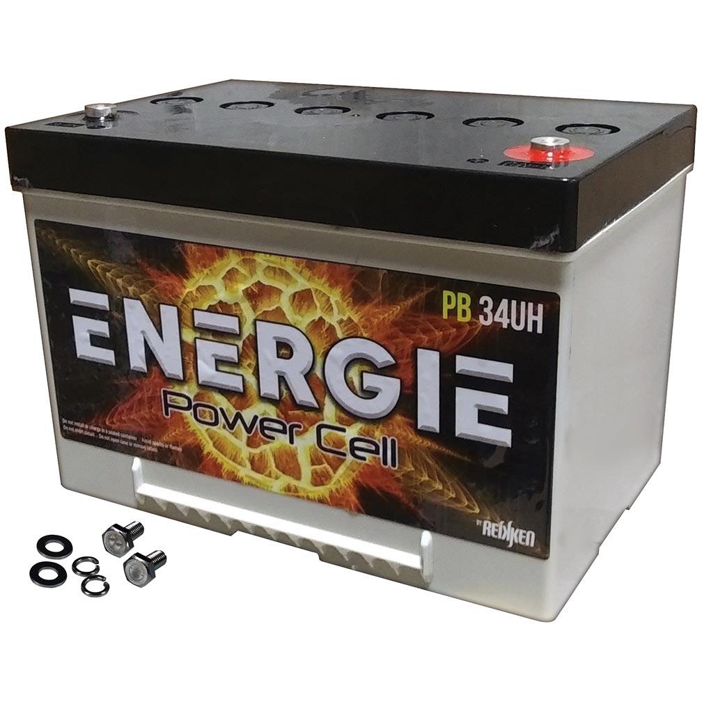 Energie 3400 Watt Max 12 Volt (34UH) Power Cell