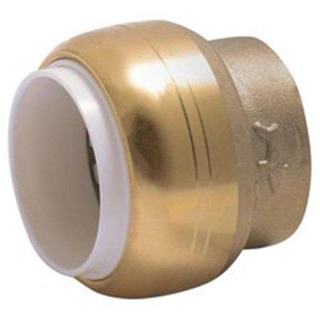 UIP514A 1/2 IN. SB PVC CAP