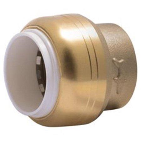 UIP518A 3/4 IN. SB PVC CAP