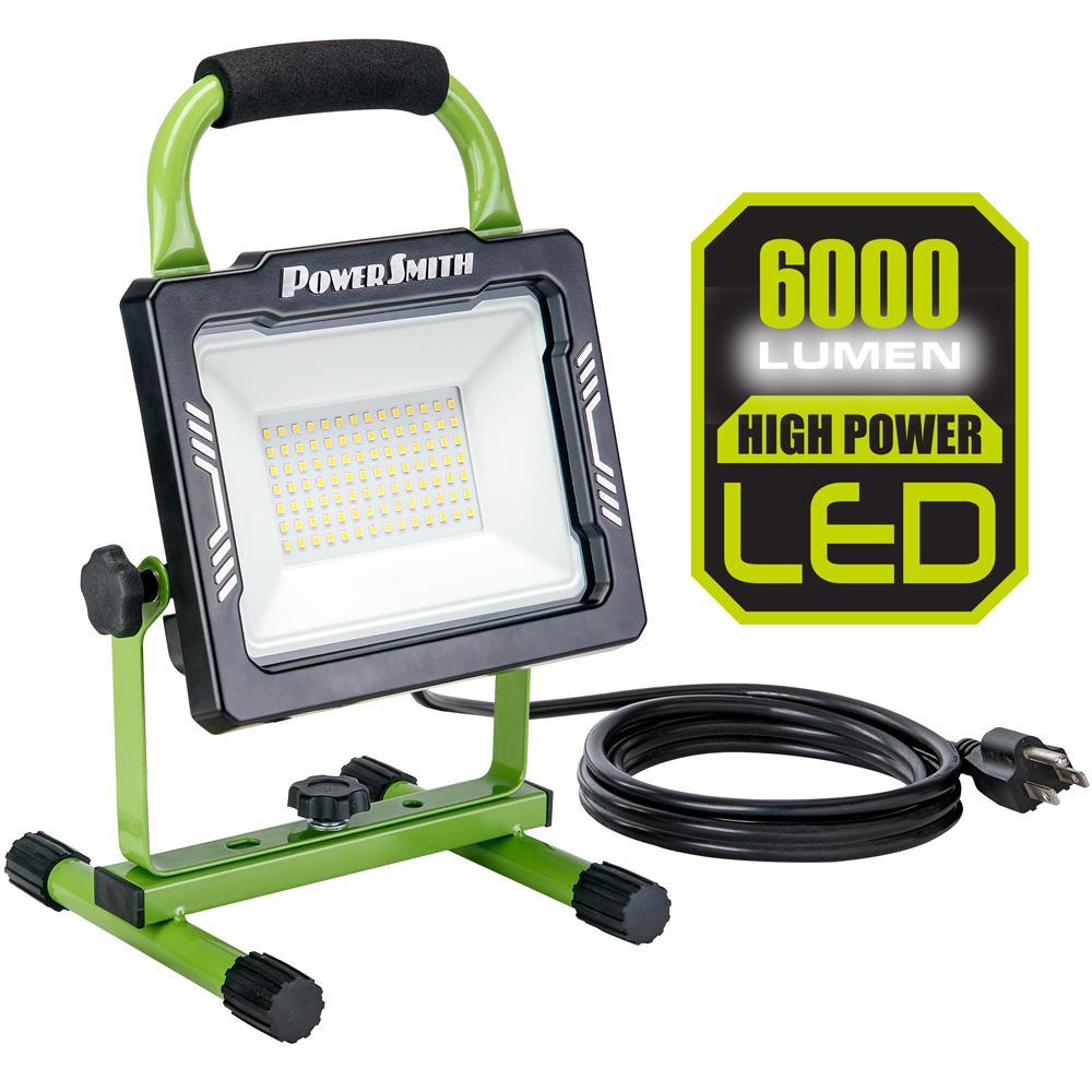 PWL160S 6000L LED WORKLIGHT