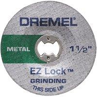 EZ541GR 2PK EZLOCK GRIND WHEEL