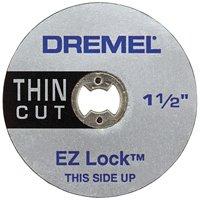 EZ409 5PK EZLOCK THIN CUT WHEEL