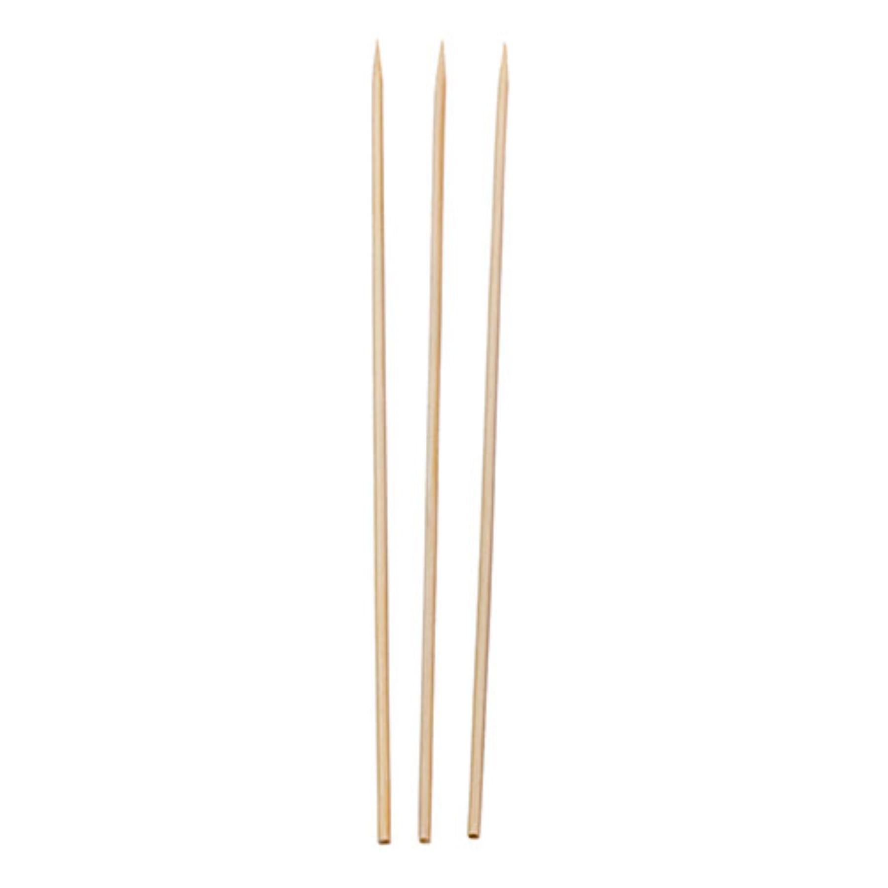 "Bamboo Skewers, 10"", 100/Pack, 10 Packs/Box"