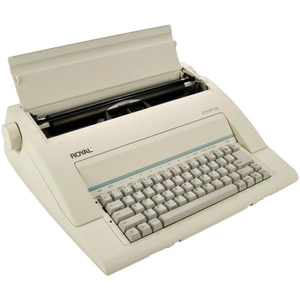 Royal 69149V Scriptor Typewriter