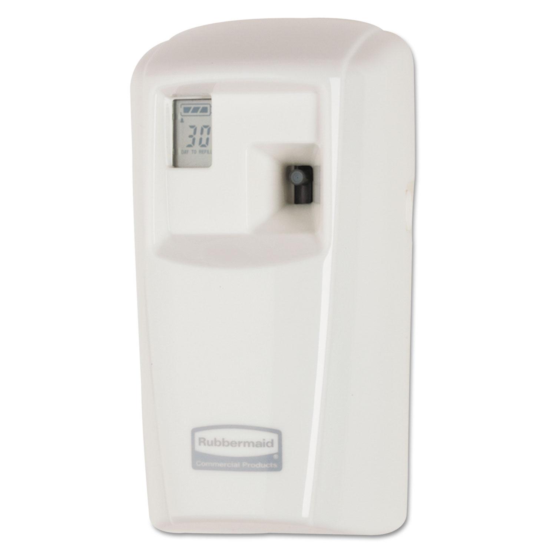 Microburst Odor Control System 3000 LCD, White