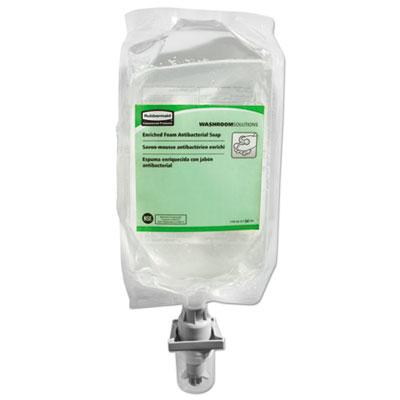 E2 Antibacterial Enriched-Foam Soap Refill, Floral, 1100 mL