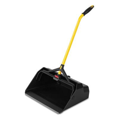 "Maximizer Heavy-Duty Stand Up Debris Pan, 20.44"" Wide, Plastic"