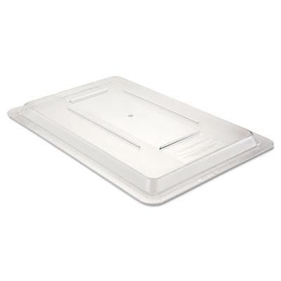 Food/Tote Box Lids, 12w x 18d, Clear