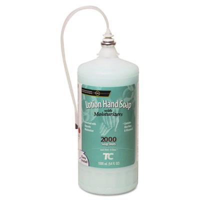 Enriched Moisturizing Hand Soap, Citrus Scent, 1600mL Refill, 4/Carton