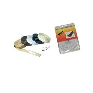NARROW INSERT TRIM - 3/4IN X 25FT - WHITE