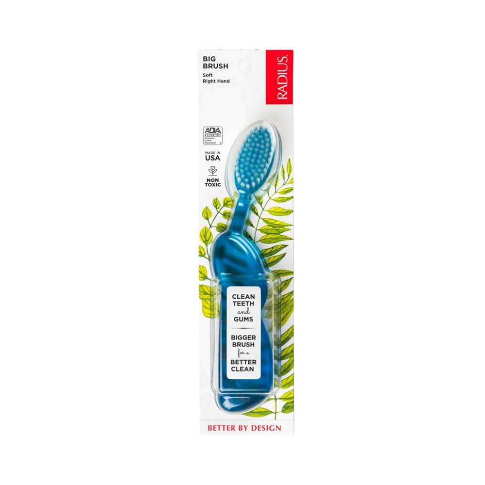 Radius Orig Right Hand Assorted Toothbrush (6xPIECE)