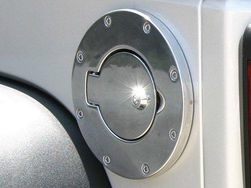 Locking Fuel Door