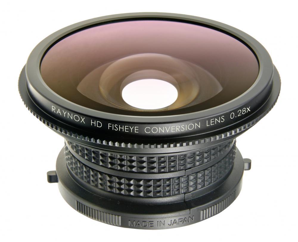 RAYNOX HDP-2800ES HD DIAG.FISHEYE 0.28X.