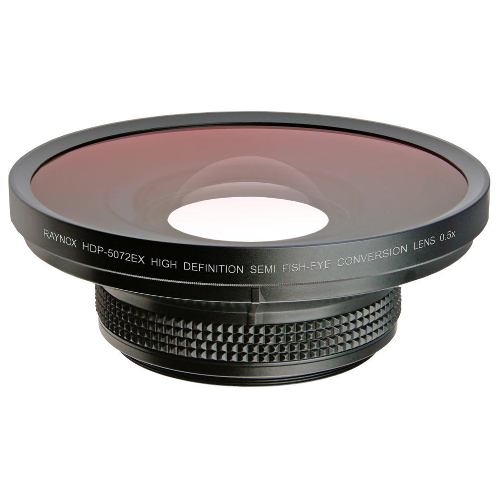 RAYNOX HDP-5072EX HD SEMI-FISHEYE 0.5X