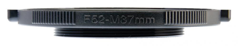 RAYNOX ADAP RING F52-M37MM(B)F/37MM FILT