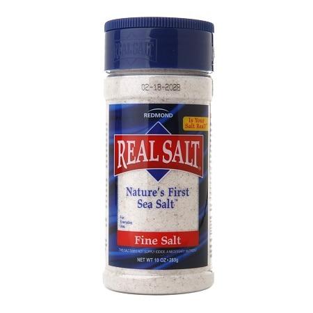 Real Salt Real Salt 9 Oz Shaker (1x9 Oz)