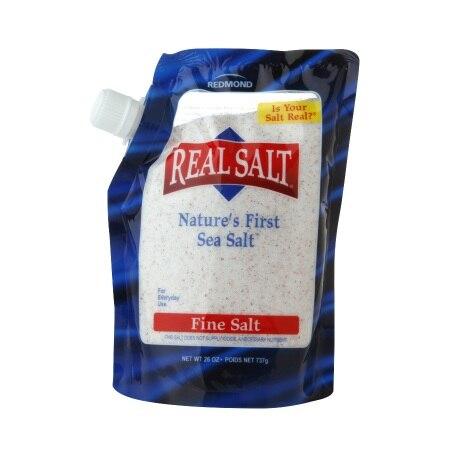 Real Salt Real Salt Pouch (1x26 Oz)