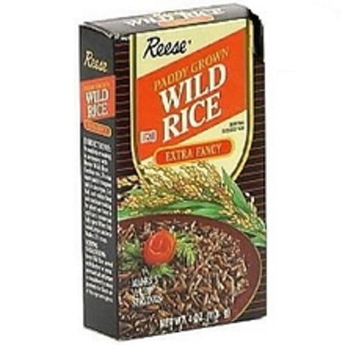 Reese Wild Rice (12x4 Oz)
